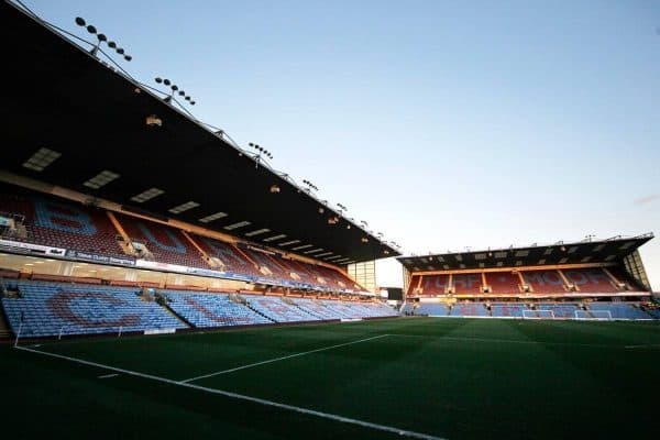 A general view of Turf Moor, home of Burnley