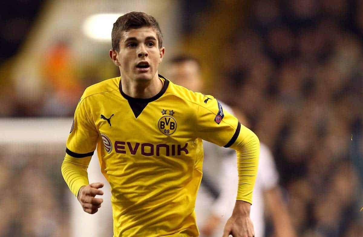 Chelsea and Liverpool set for £65m transfer scramble over Christian Pulisic