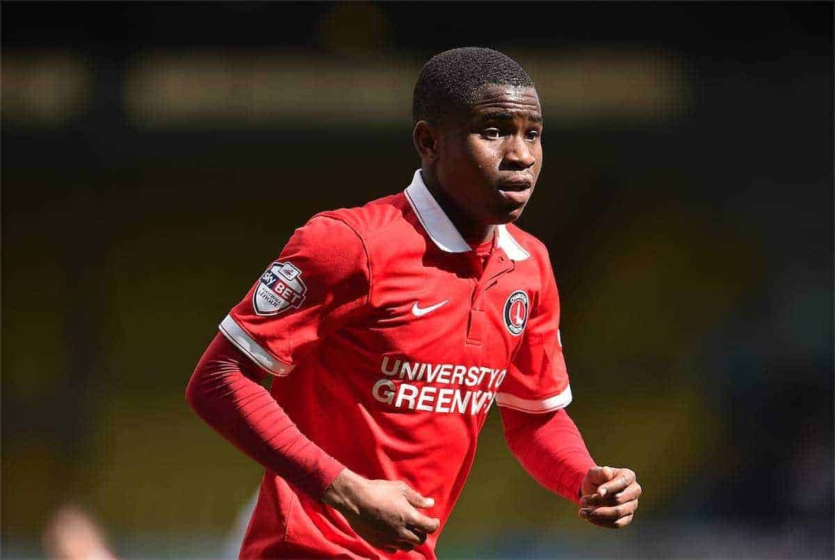 Ademola Lookman, Charlton Athletic.