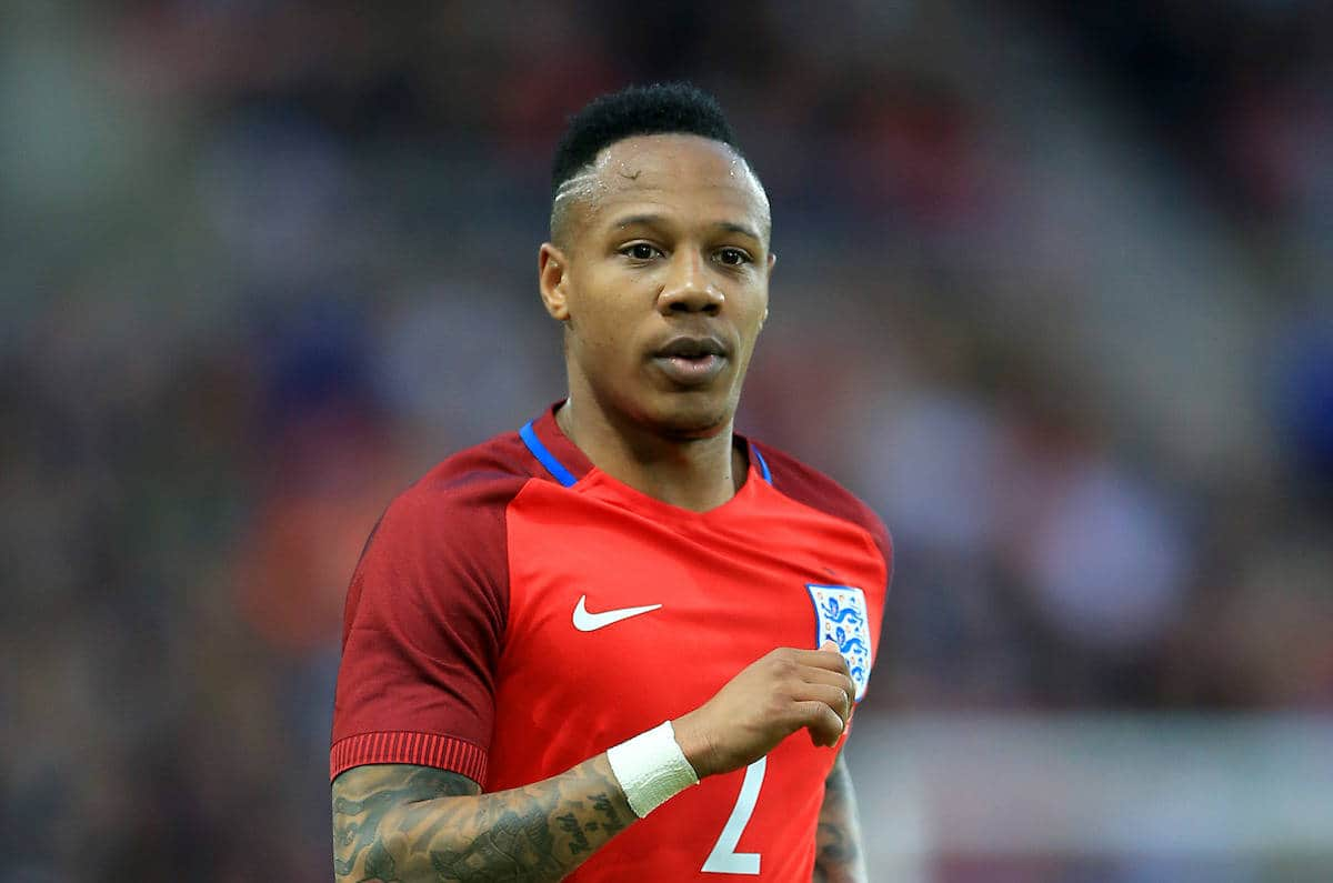 Picture by: Tim Goode / PA Wire/Press Association Images England's Nathaniel Clyne during the International Friendly at the Stadium of Light, Sunderland. PRESS ASSOCIATION Photo