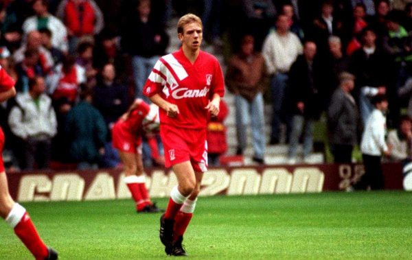 Rob Jones, Liverpool
