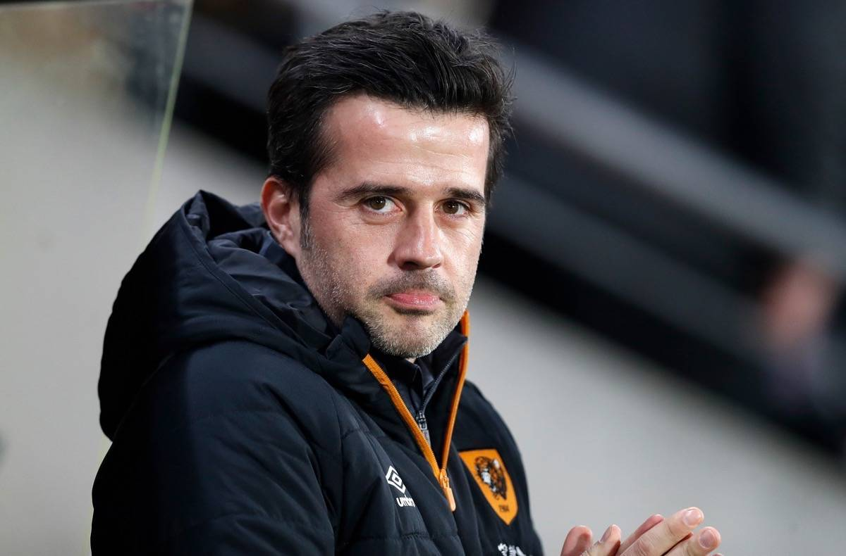 Hull City manager Marco Silva before the EFL Cup Semi Final, Second Leg match at the KCOM Stadium, Hull. PRESS ASSOCIATION Photo. Picture date: Thursday January 26, 2017. See PA story SOCCER Hull. Photo: Martin Rickett/PA Wire.
