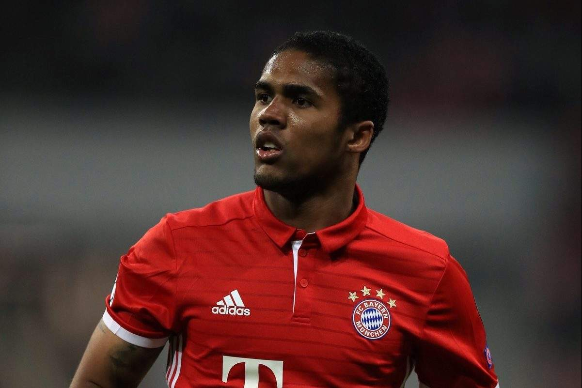 Bayern Munich's de Souza Douglas Costa (Mike Egerton/EMPICS Sport)