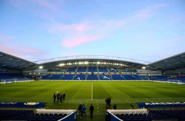 A general view of the AMEX Stadium (Photo: Gareth Fuller/PA Wire.)