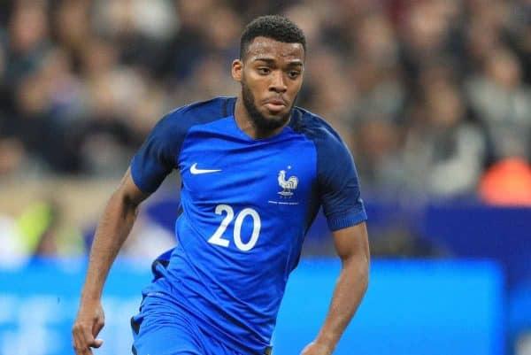 France's Thomas Lemar ( Adam Davy/EMPICS Sport)