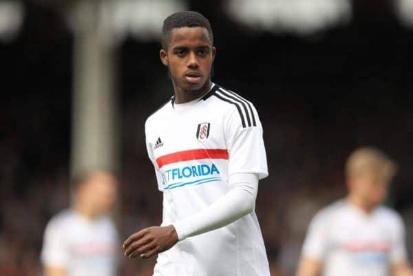Fulham's Ryan Sessegnon - Adam Davy/EMPICS Sport