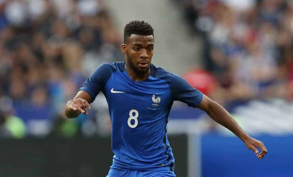 France's Thomas Lemar in action during the Friendly match at Stade De France Stadium, Paris Picture date 13th June 2017. Picture credit should read: David Klein/Sportimage via PA Images