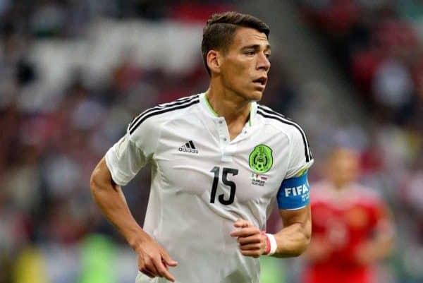Mexico's Hector Moreno (Adam Davy/EMPICS Sport)