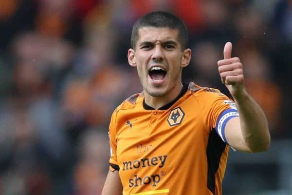 Wolverhampton Wanderers' Conor Coady (Nick Potts/PA Archive/PA Images)