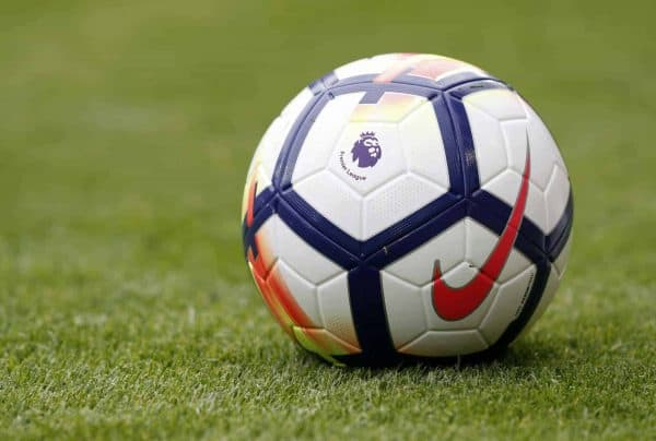 General Generic Image of Premier League match ball (Martin Rickett/PA Wire.)
