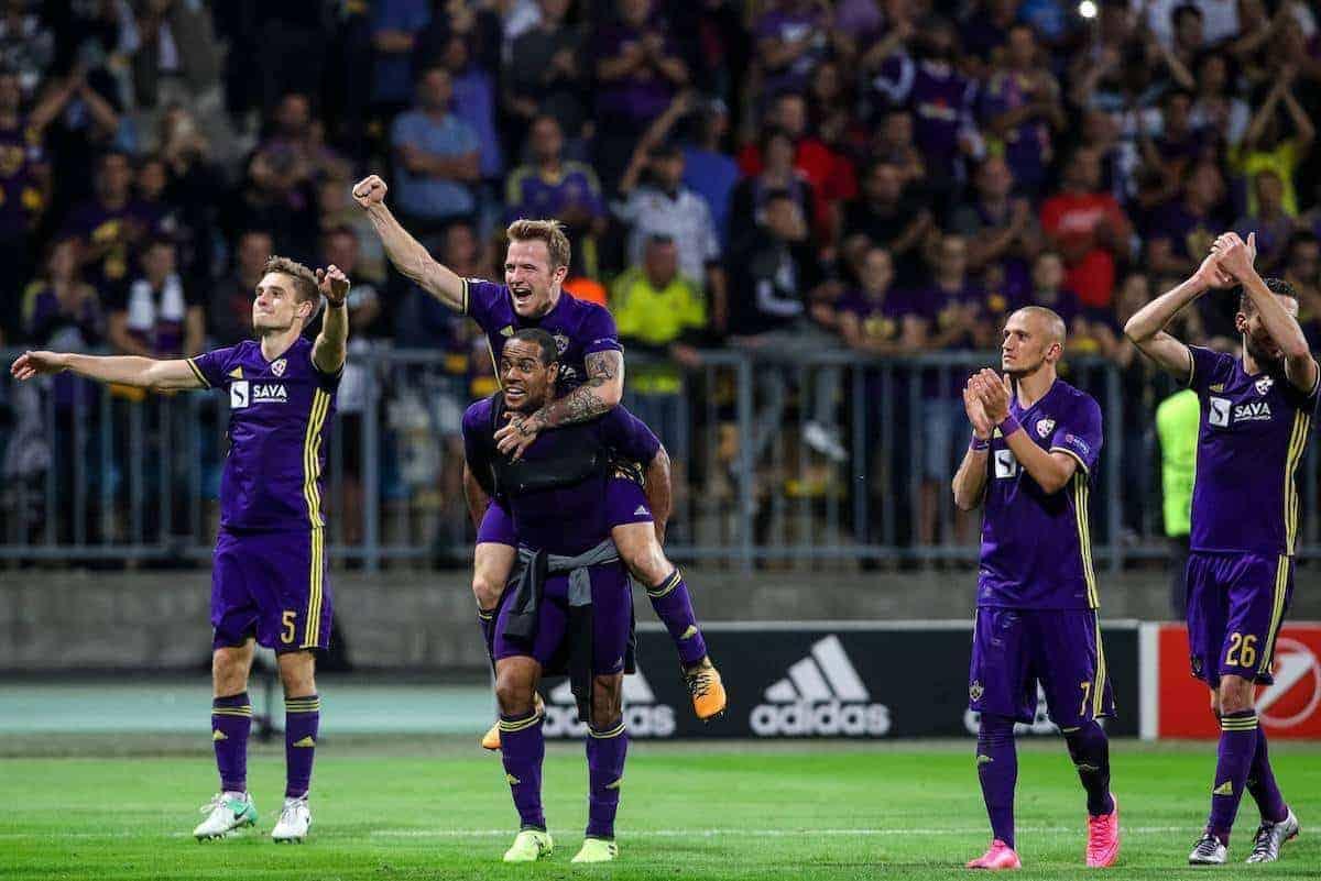 Maribor (Eibner-Pressefoto/EXPA/Stida/Imago/PA Images)