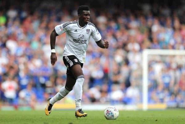 Fulham's Sheyi Ojo