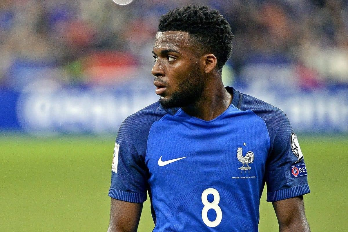 France's Thomas Lemar (Stephane Guiochon/Maxppp/PA Images)