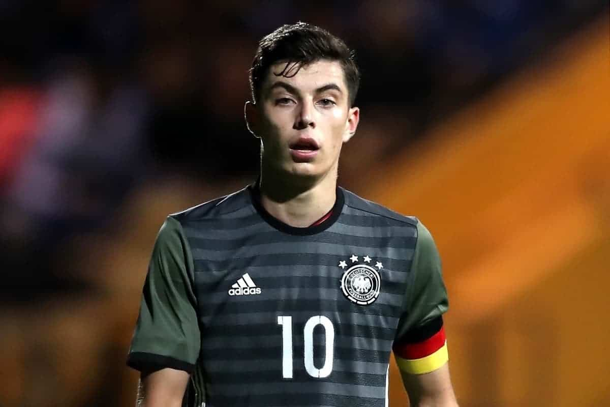 Kai Havertz, Germany (Simon Cooper/EMPICS Sport)