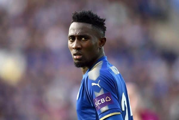 Wilfred Ndidi, Leicester City (Joe Giddens/EMPICS Sport)