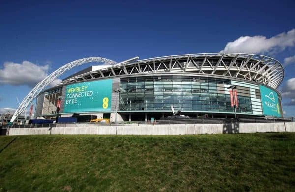 A general view of Wembley Stadium (Photo: Mike Egerton/PA Wire. )