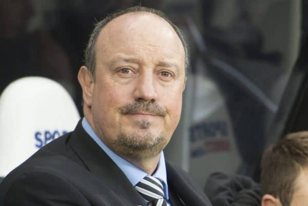 Newcastle United's manger Rafa Benitez (Image: Steve Drew/Press Association Images)Newcastle United's manger Rafa Benitez (Image: Steve Drew/Press Association Images)