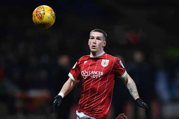 Bristol City's Ryan Kent