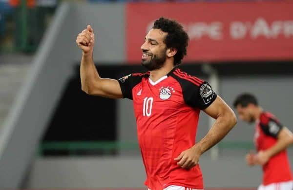 Mohamed Salah, Egypt, National ( Chris Ricco/BackpagePix/Sports Inc/PA Images)