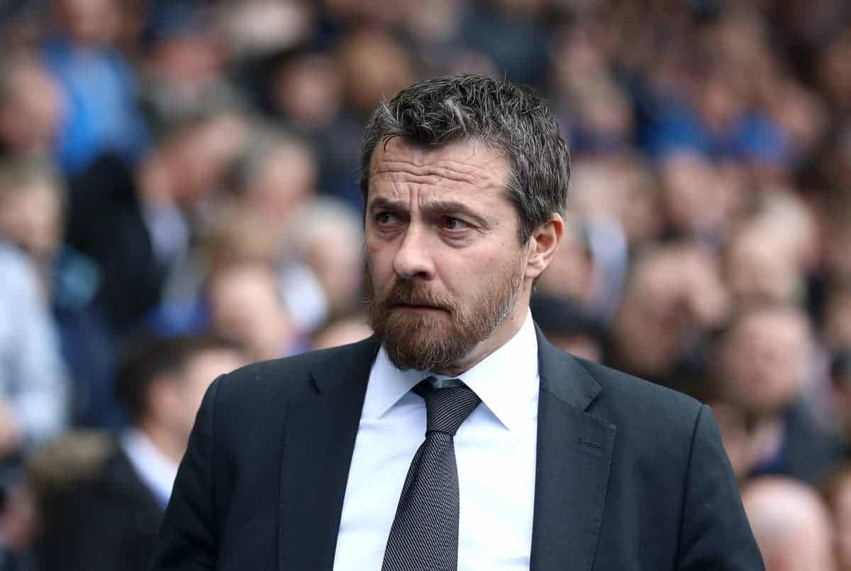 Fulham manager Slavisa Jokanovic (Tim Goode/PA Wire/PA Images)