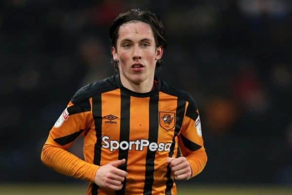 Hull City's Harry Wilson (Richard Sellers/EMPICS Sport)