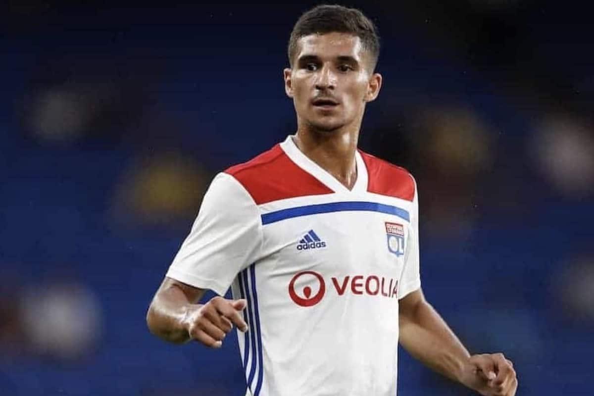 Lyon's Houssem Aouar (Photo: David Klein/Sportimage via PA Images)
