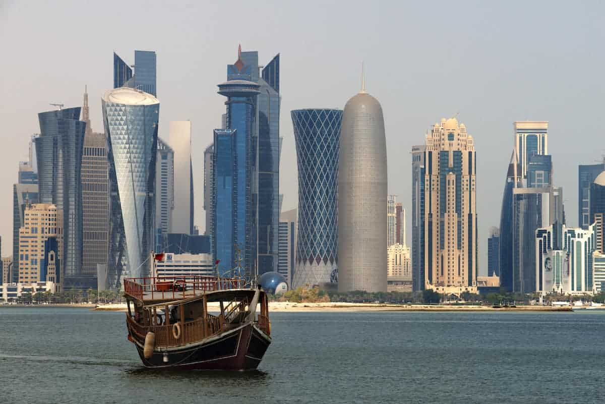 Doha, Qatar (Photo by Sergi Reboredo/Sipa USA)