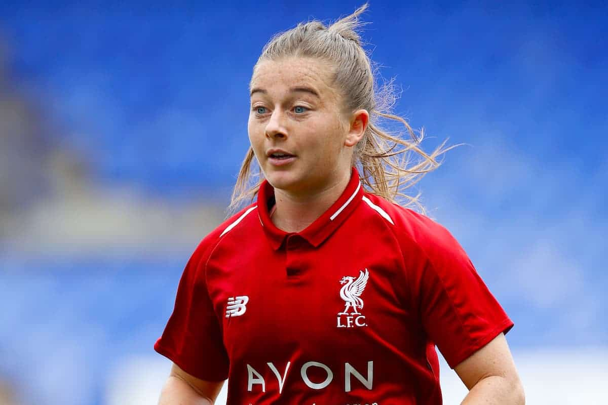 Liverpool's Christie Murray ( Martin Rickett/PA Archive/PA Images)