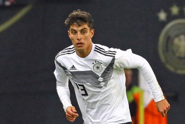 Kai Havertz (Deutschland Germany) (Image: Marc Schueler/Imago/PA Images)