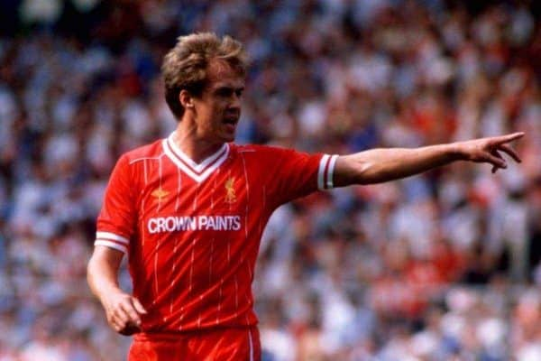 Phil Neal, Liverpool - Peter Robinson/EMPICS Sport