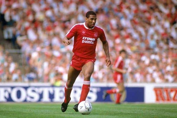 John Barnes (Picture by: Peter Robinson / EMPICS Sport)