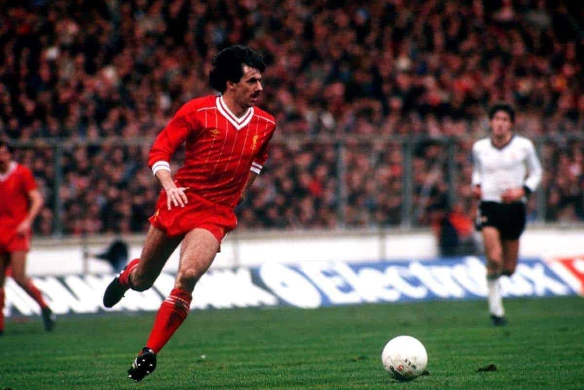 Mark Lawrenson, Liverpool