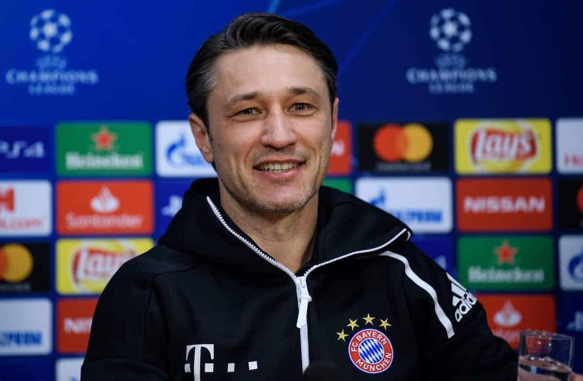 Bayern Munich Coach Niko Kovac (Sven Hoppe/DPA/PA Images)