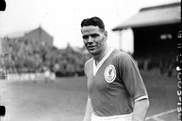 Billy Liddell, Liverpool (PA Images)