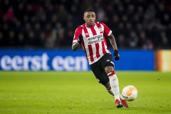PSV player Steven Bergwijn (Photo by Pro Shots/Sipa USA)