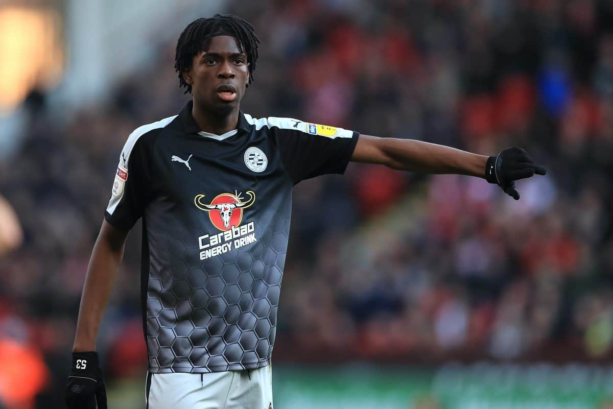 Ovie Ejaria, Reading (Mike Egerton/PA Archive/PA Images)