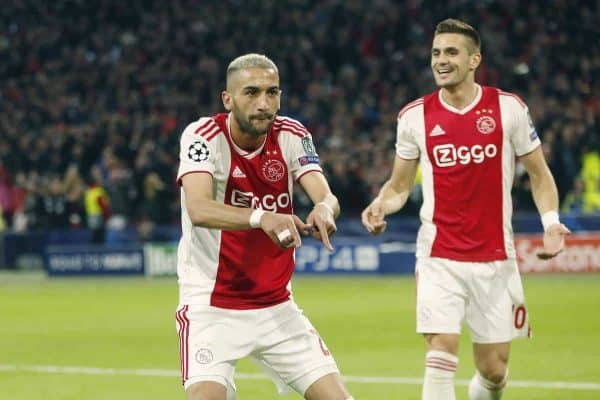 The Two Clubs That Are Hakim Ziyech's 'Ultimate Dream' To Play For