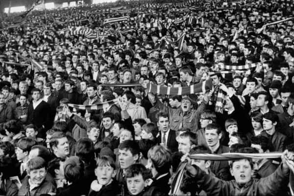 1960s Kop Crowd (PA Images)