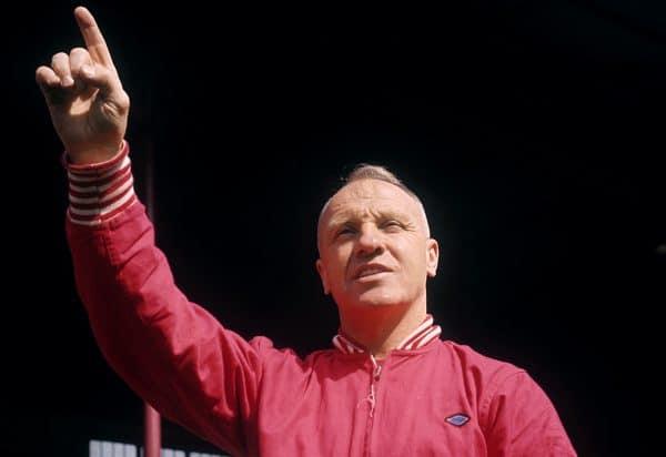 Soccer – Bill Shankly