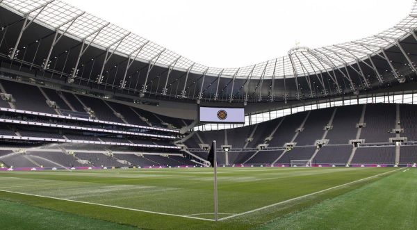 Tottenham Stadium (Image: James Wilson/Sportimage/PA Images)