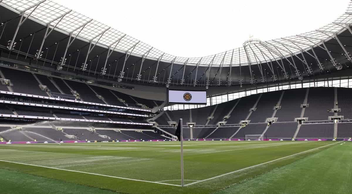 Tottenham Stadium (Image: James Wilson/Sportimage/PA Images)