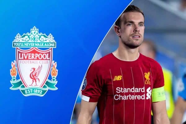 Napoli v Liverpool – UEFA Champions League