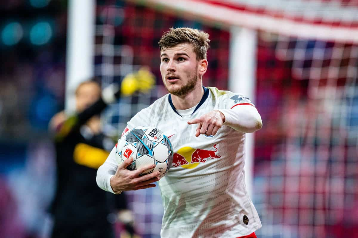 Timo Werner (PA Images)