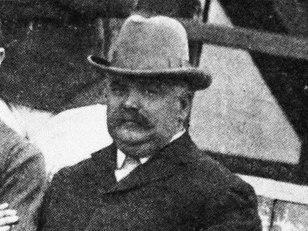 Tom Watson, Liverpool manager, 1905 (EMPICS/EMPICS Sport)