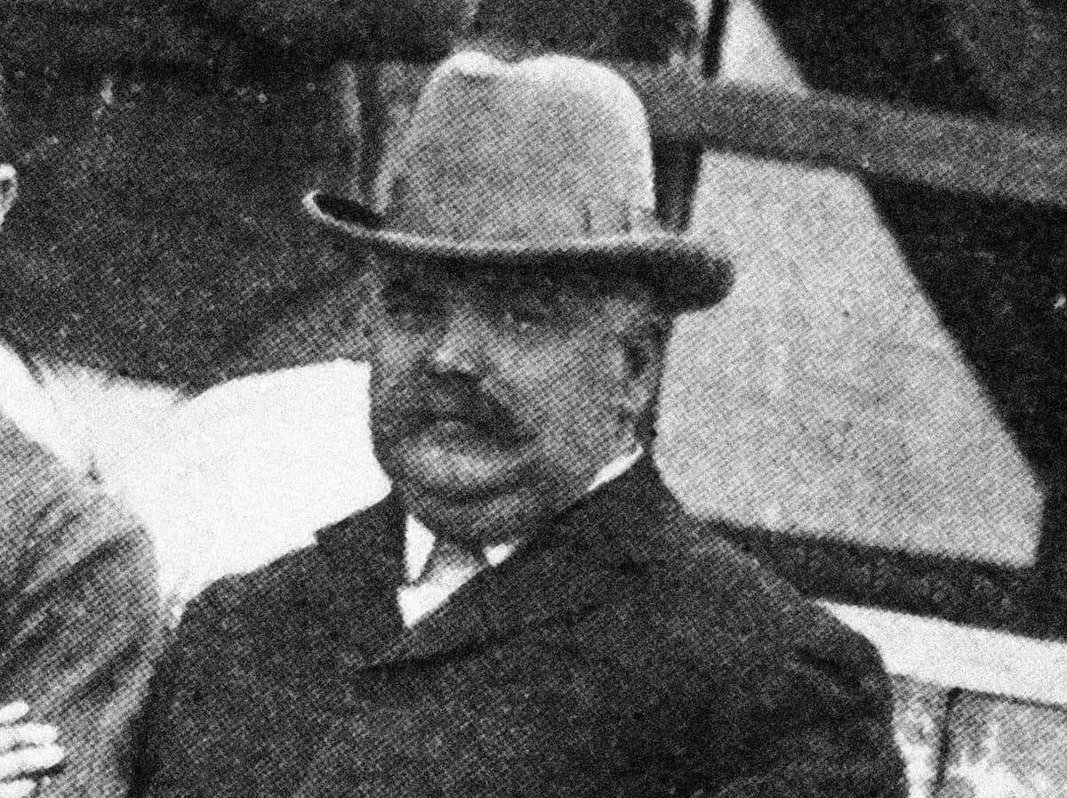 Tom Watson, Liverpool manager, 1905 (EMPICS/EMPICS Sport)