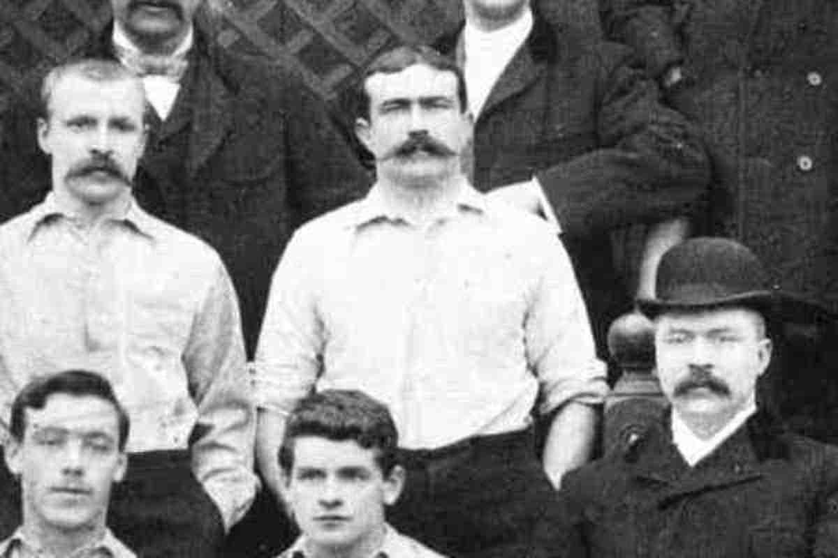 Andrew Hannah, Liverpool captain, 1893 (EMPICS/EMPICS Sport)