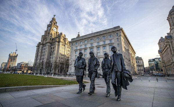 Liverpool, Beatles, Liver building, general, waterfront, Merseyside (Image: Peter Byrne/PA Wire)