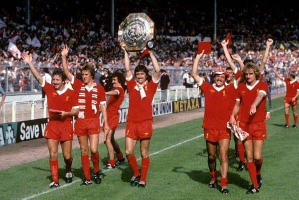 Soccer – Charity Shield – Arsenal v Liverpool – Wembley Stadium