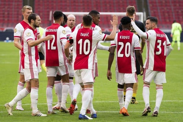 Netherlands: Ajax vs Herenveen