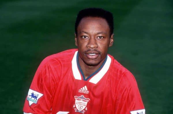 Mark Walters, Liverpool 1992 (Dave Munden/EMPICS Sport)